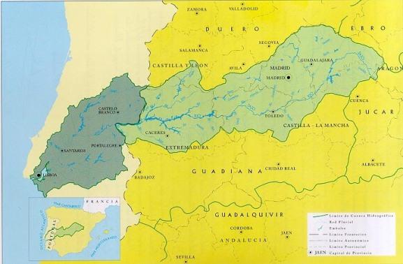 cuenca del Tajo