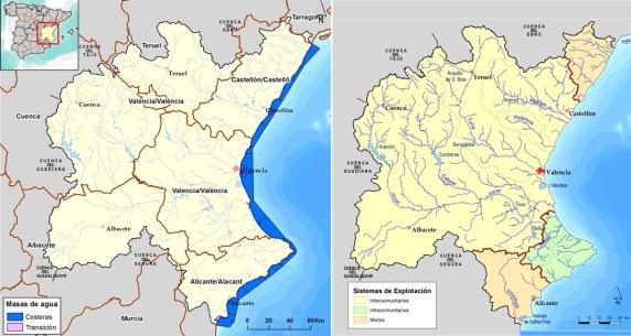ESP-FLU CHJucar_Mapa