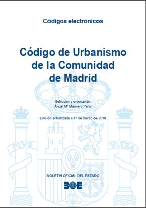 MAD portada Código Urbanismo