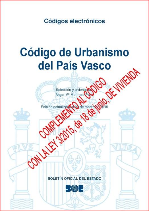 Complemento Codigo_de_Urbanismo_del_Pais_Vasco con Ley vivienda