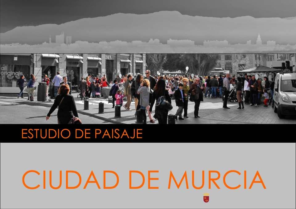 MUR-FLU Paisaje Urbano de la Ciudad de Murcia portada