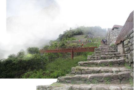 Arquitectura en Machupichu